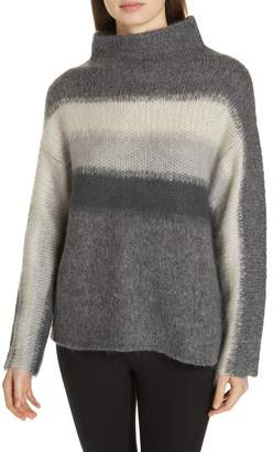 Rag & Bone Holland Stripe Merino Wool & Mohair Blend Sweater