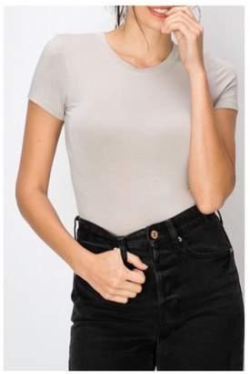 Double Zero Short Sleeve Bodysuit