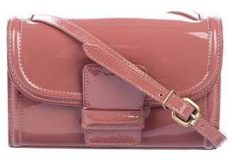 Dries Van Noten Patent Leather Crossbody Bag w/ Tags