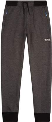 HUGO BOSS Contrast Zip Sweatpants
