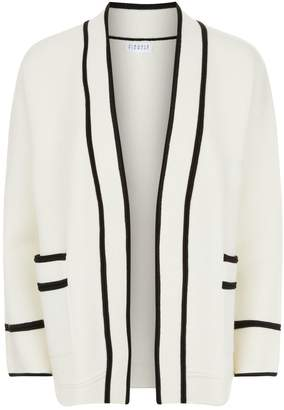 Claudie Pierlot Striped Cardigan