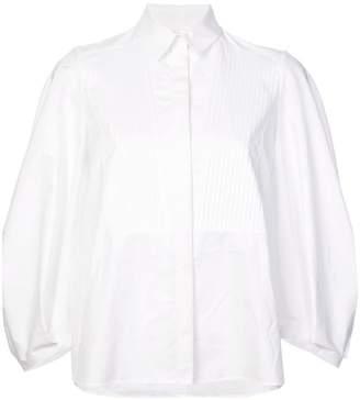 Dice Kayek puff sleeve blouse