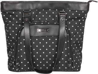 Kenneth Cole Reaction Luggage Polka Dot Computer Tote - Women's