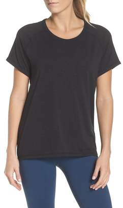 Zella Back It Up Slub Tee