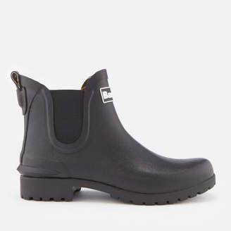 Barbour Women's Wilton Chelsea Boots - Black