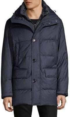 Strellson Long Down Jacket