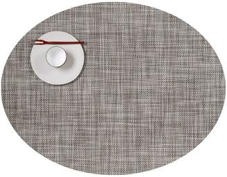 Chilewich Oval Mini-Basketweave Vinyl Placemat