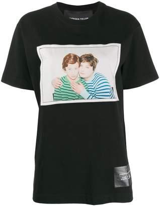 Marc Jacobs (マーク ジェイコブス) - Marc Jacobs Juergen Teller Tシャツ