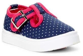 Oomphies Olivia T-Strap Sneaker (Toddler)