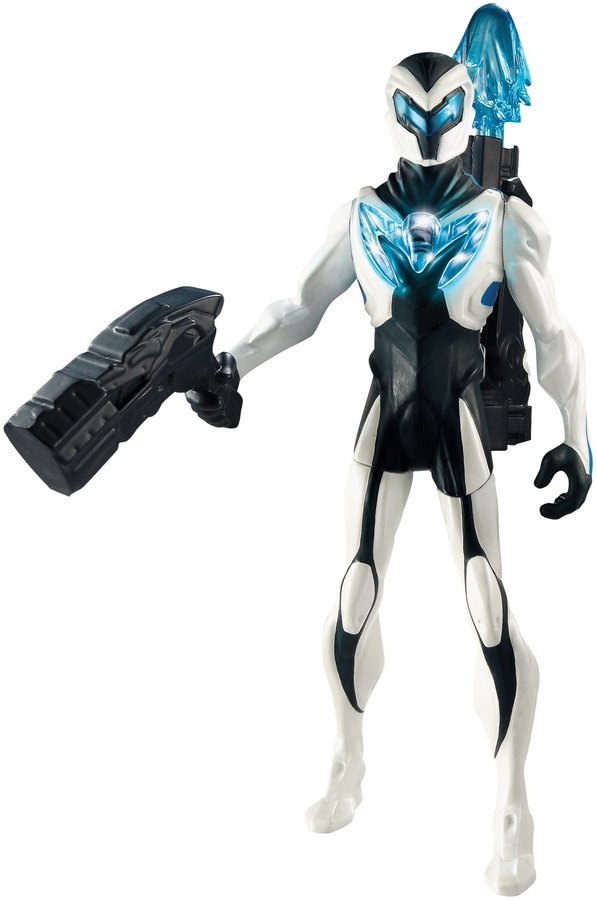 Max Steel Electro Cannon Max Steel Action Figure