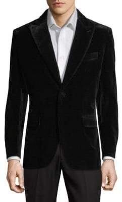 Brioni Textured Notch Jacket