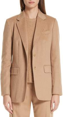 Max Mara Panteon Camel Hair Jacket