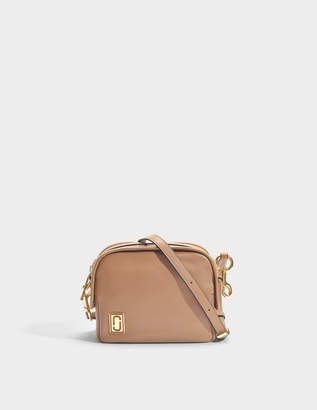 Marc Jacobs The Mini Squeeze Camera Bag in Gazelle Cow Leather