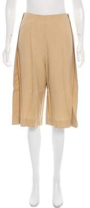 Acne Studios Cropped High-Rise Pants