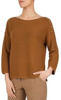 Gerard Darel Gerard Deral Stanley Boat Neck Sweater