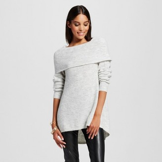 Women's Off the Shoulder Sweater - Mossimo $27.99 thestylecure.com