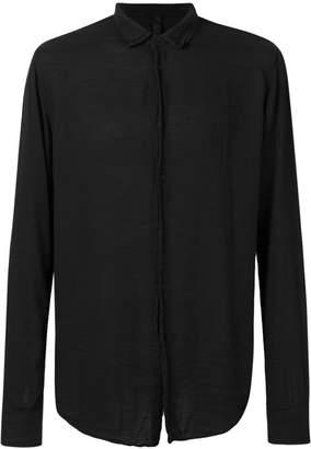 Poème Bohémien spread collar shirt