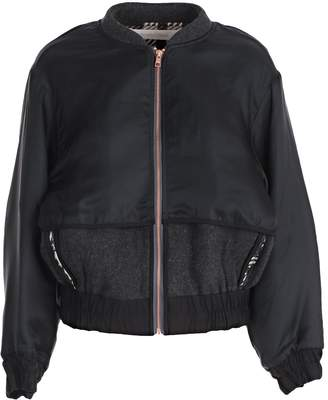See by Chloe Contrast Bomber
