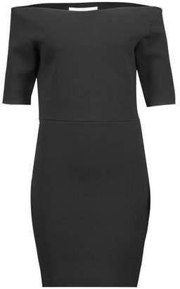 Dion Lee Cutout Stretch-Knit Mini Dress