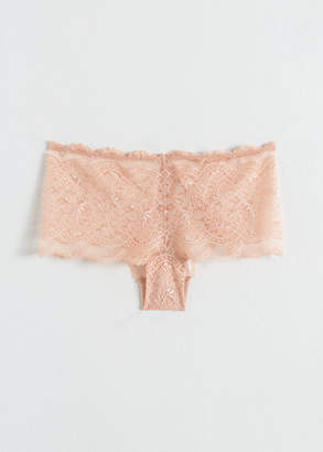 860fadab5c05 And other stories Cheeky Lace Hipster Briefs