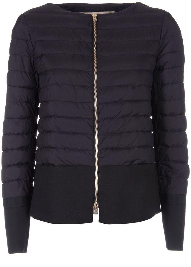 HernoHerno Zipped Puffer Jacket