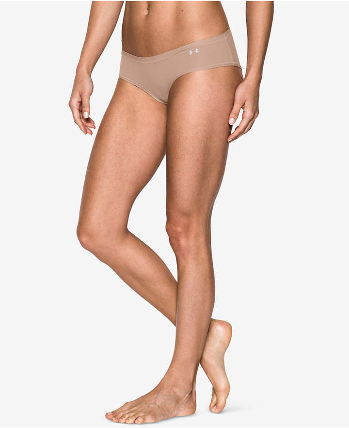 Under Armour Pure Stretch Sheer Hipster Underwear