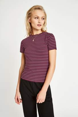 Jack Wills Ranmoor Stripe Ringer T-Shirt