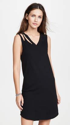 LnA Double Cutout Dress