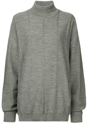 Strateas Carlucci Funnel macro knit sweater