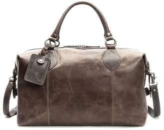 Frye Logan Overnight Leather Duffle Bag