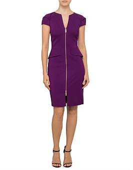 Ted Baker Fidelle Structured Pencil Dress