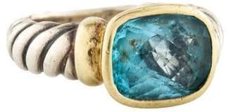 David Yurman Topaz Noblesse Ring