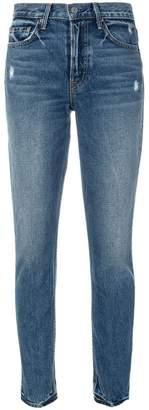 GRLFRND classic slim-fit jeans