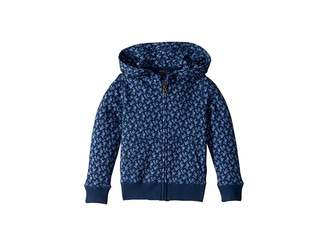 7f81405397434 Polo Ralph Lauren Floral-Print Cotton Hoodie (Little Kids)