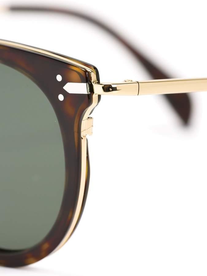 Celine round frame sunglasses