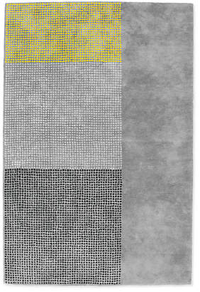 Design Within Reach Nani Marquina Stippen Rug, Grey/Brown at DWR