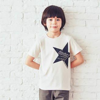 3can4on (サンカンシオン) - サンカンシオン 【150cmまで】スタープリントTシャツ
