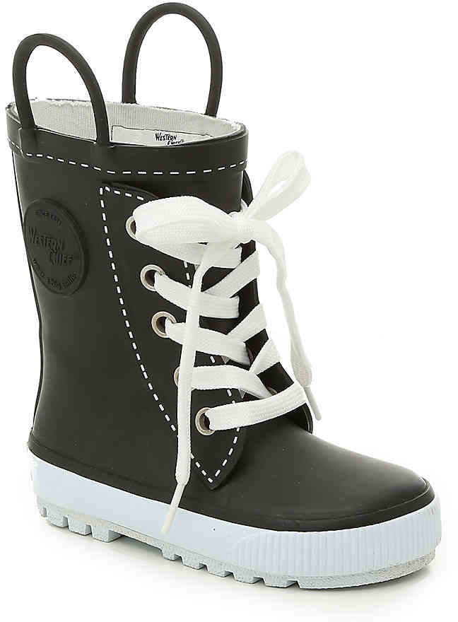 Western Chief Sneaker Toddler & Youth Rain Boot - Boy's