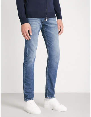 Eleventy Slim-fit denim jeans
