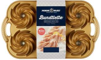 Nordicware Heritage Bundtelette Pan