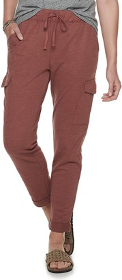 Sonoma Goods For Life Women's SONOMA Goods for Life Utility Jogger Pants