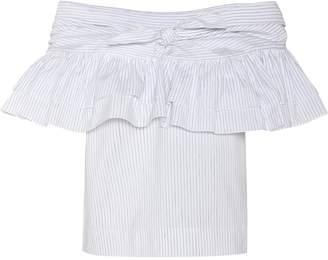 Isa Arfen Off-the-shoulder blouse