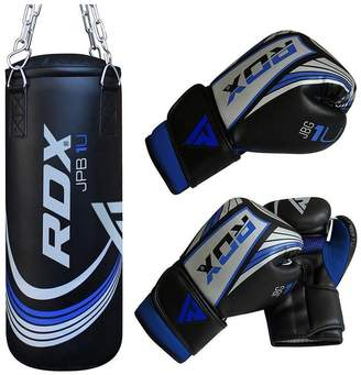 RDX Filled Demo Kids Punch Bag X1U & Gloves