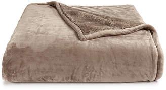 Berkshire LAST ACT! Blanket® Luxe Reversible Plush Full/Queen Blanket