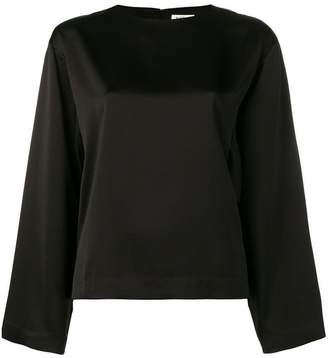 Totême wide sleeve blouse