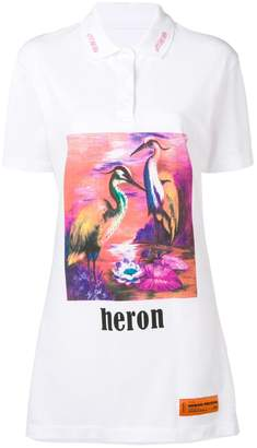 Heron Preston heron T-shirt dress