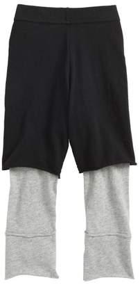 Nununu One on One Layered Pants