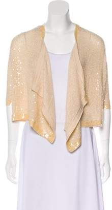 Donna Karan Cashmere and Silk Shrug