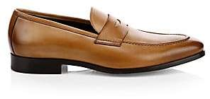 To Boot Men's Leather Penny Loafers