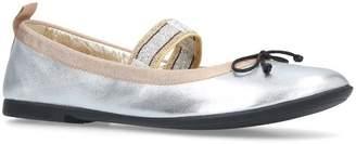 Fendi Mary Jane Ballet Flats
